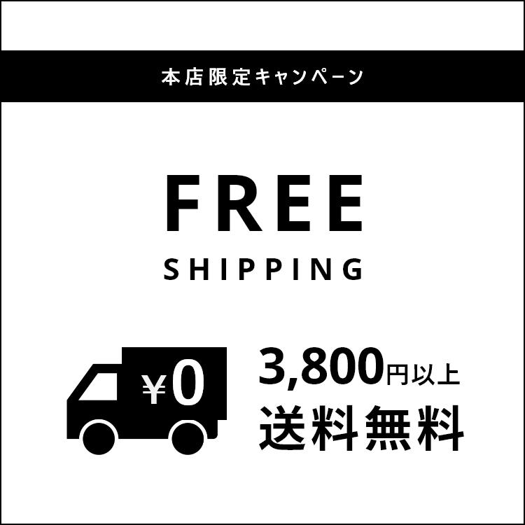 本店サイト限定キャンペーン 送料無料