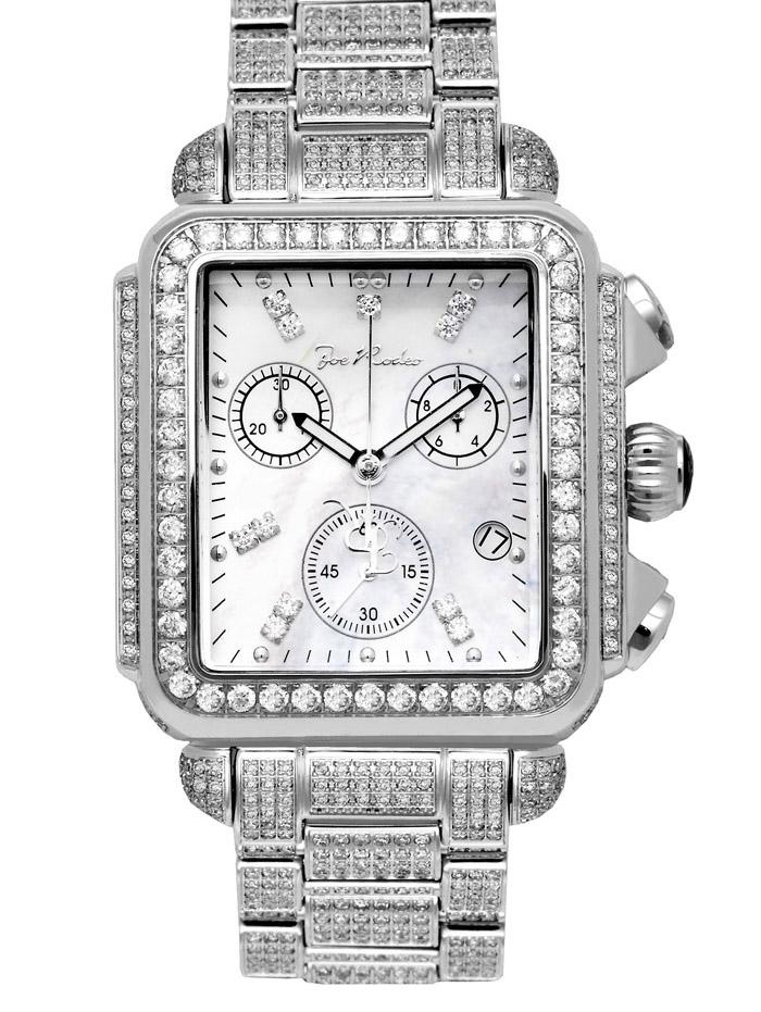 画像1: Joe Rodeo Madison ユニセックスモデル  ダイヤモンド10.25ct JRMD4※こちらの商品はお取り寄せになります。ご購入の際はお問い合わせ下さい。
