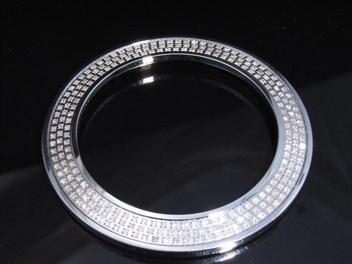画像1: Joe Rodeo  Junior交換用スモールダイヤモンドベゼルt※こちらの商品はお取り寄せになります。ご購入の際はお問い合わせ下さい。