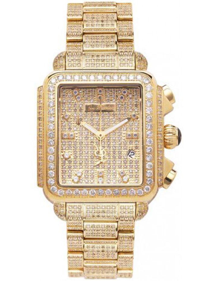 画像1: Joe Rodeo Madison ユニセックスモデル  ダイヤモンド12ct JRMD33※こちらの商品はお取り寄せになります。ご購入の際はお問い合わせ下さい。