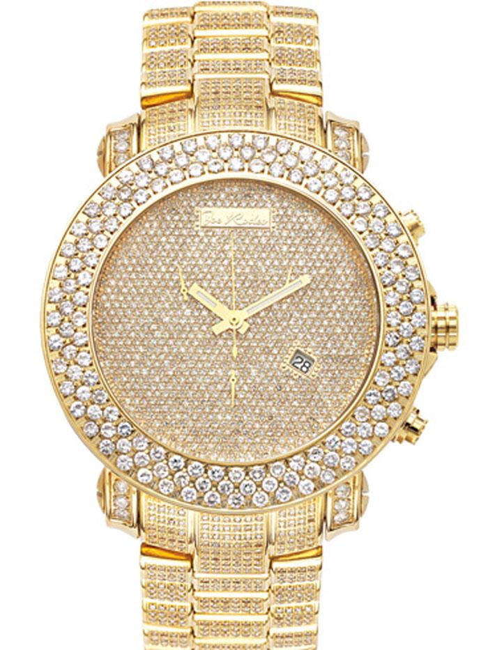 画像1: Joe Rodeo Junior クラッシュダイヤモンドフェイス ダイヤモンド 25.50ct RJJU39 ※こちらの商品はお取り寄せになります。ご購入の際はお問い合わせ下さい。