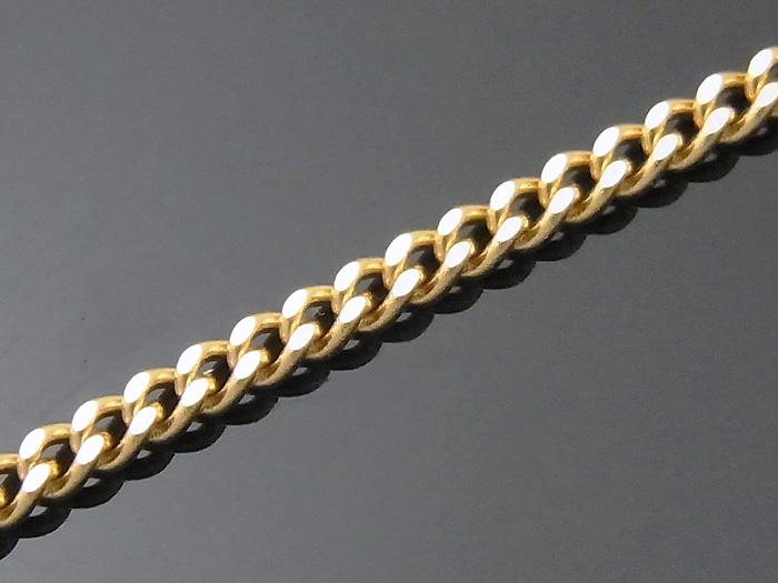 画像2: 18金 イエローゴールド 喜平 ネックレス 1.5mm幅 40cm(アジャスター管で37cm使用可)  18k キヘイ