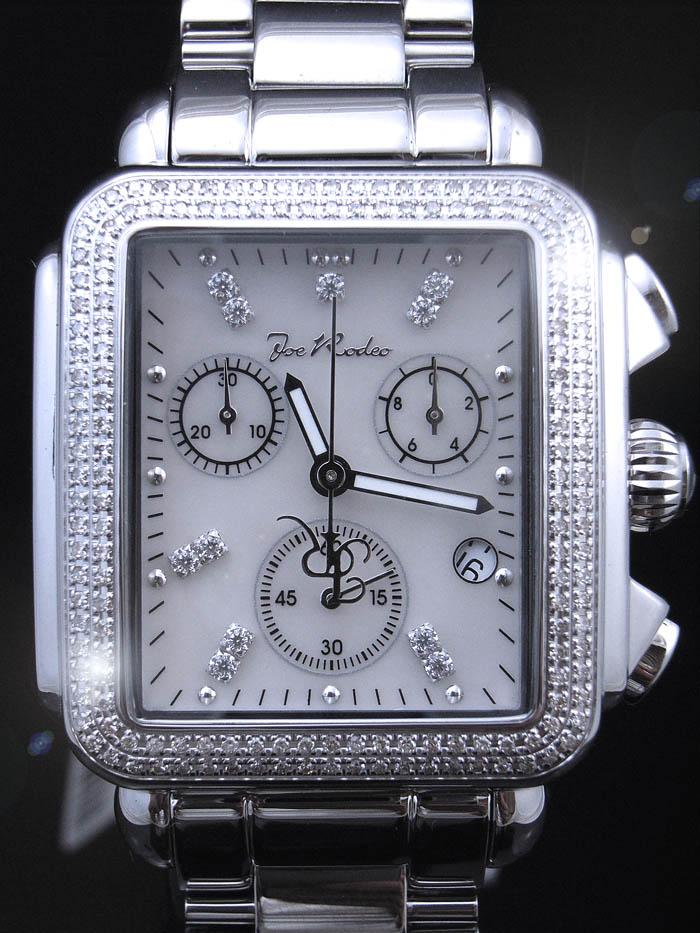 画像1: Joe Rodeo Madison ユニセックスモデル  ダイヤモンド1.5ct JRMD1※こちらの商品はお取り寄せになります。ご購入の際はお問い合わせ下さい。