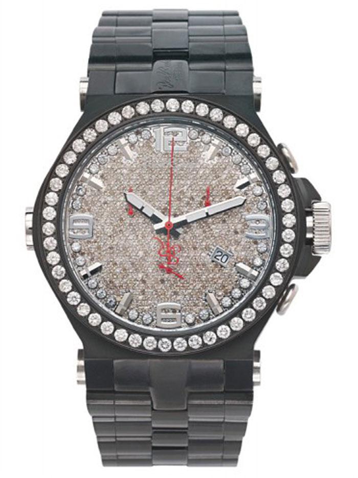 画像1: Joe Rodeo Phantomクラッシュダイヤモンドフェイス ダイヤモンド8.75 ct JPTM67※こちらの商品はお取り寄せになります。ご購入の際はお問い合わせ下さい。