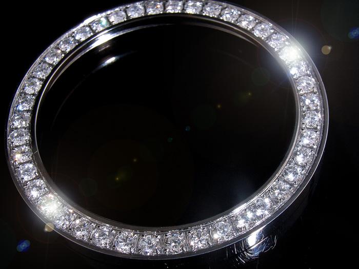 画像1: Joe Rodeo Razor 交換用ダイヤモンドベゼル5.20ct※こちらの商品はお取り寄せになります。ご購入の際はお問い合わせ下さい。